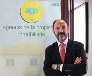 Diego Galiano  Gerente AGA Inmobiliaria
